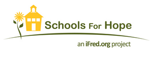 Schools for Hope logo - iFred