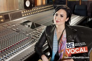 Demi Lovato. (Photo Credit: Isaac Sterling)