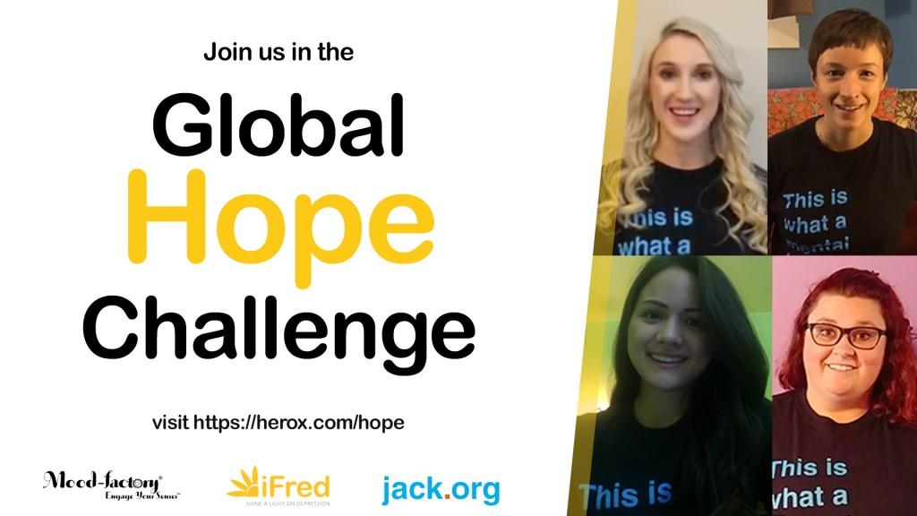 Global Hope Challenge Invitation